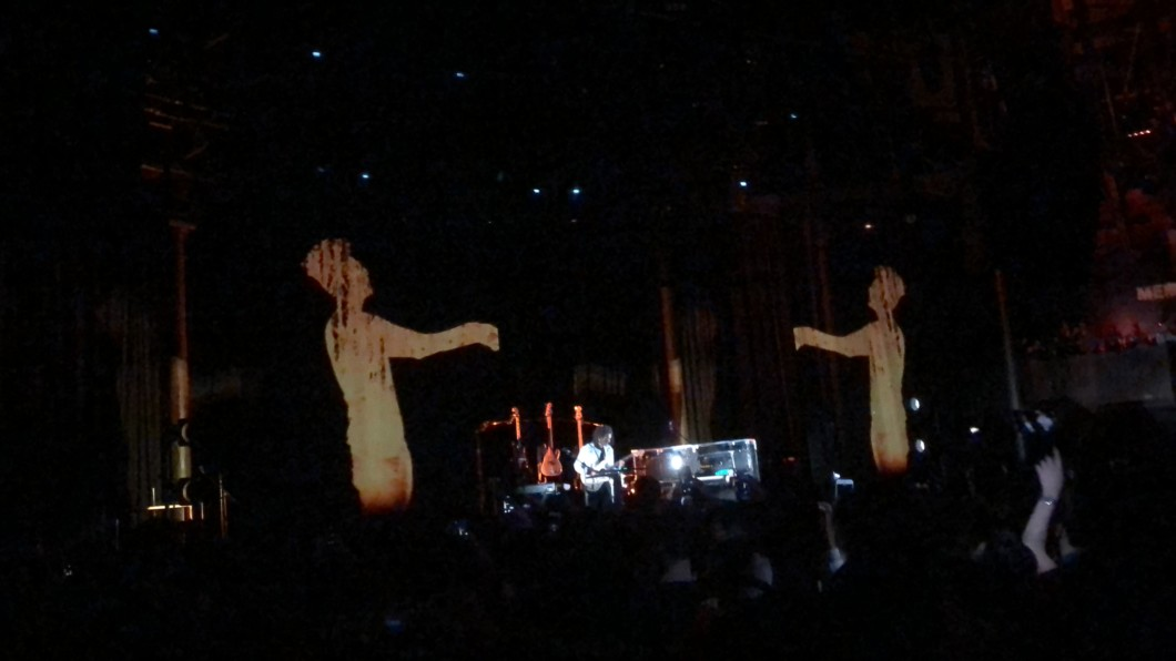 FKJのライブ